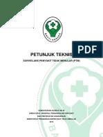 Juknis SE PTM Lengkap PDF