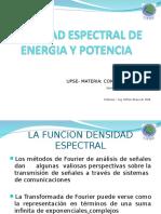 60042750 Densidad Espectral de Energia y Potencia