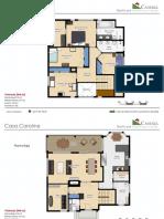 Planos Casa Caroline