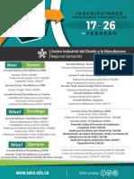 Afiche II Oferta Educativa de 2017