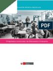 Programa de Educacion Fisica Nivel Primaria
