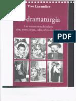 Lavandier, Yves - La Dramaturgia. Los Mecanismos del relato..pdf