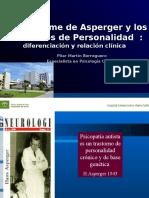 Diagnostico Diferencial Asperger y Personalidad
