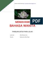 Memahami Bahasa Wanita.pdf