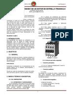 Informe de Practica 3 Contactores