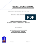 Practica de Calorimetria 20102