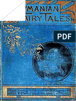 Roumanian Fairy Tales by Mite Kremnitz
