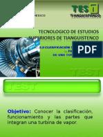 2.2 Turbinas de Vapor (1)