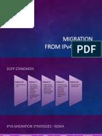 Migration to IPv6