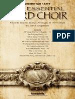 Ward Choir - Vol II