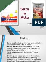 History of Surya Atta