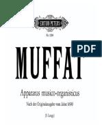 Muffat Peters Intro
