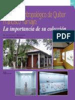 "Museo Antropológico ""Francisco Tamayo"""