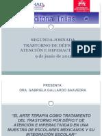 Arteterapia Gallardo