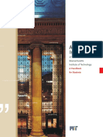 Handbook MIT - intellectual integrity