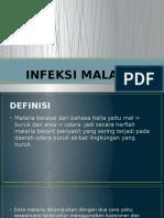 Infeksi Malaria