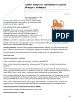 Activaredezactivare Apel in Asteptare Redirectionare Apel La Digi Mobil Telekom Orange Si Vodafone
