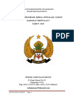 Evaluasi Program Kerja IGD 2015 1