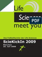 ScieKickIn_2009_Turnierheft