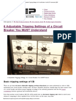 111111116 Adjustable Tripping Settings of a Circuit Breaker You MUST Understand _ EEP
