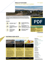 Eastmain Resources Inc. Factsheet
