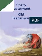 Angielsko-polska Biblia Fragment