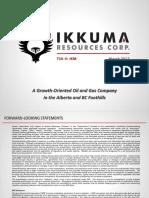 Ikkuma Resources Corporate+Presentation+March+2017