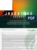 Jadestone Energy Corporate Marketing Presentation—Feb 2017