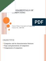 01 - BIF 506(Fundamentals of Computing)