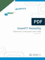 SmartPTT Monitoring Radioserver Configurator User Guide