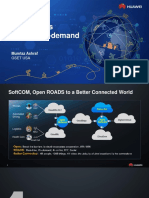 SDN Enables on-Demand Network