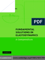 Fundamental Solutions in Elastodynamics - Eduardo Kausel - 2006.pdf