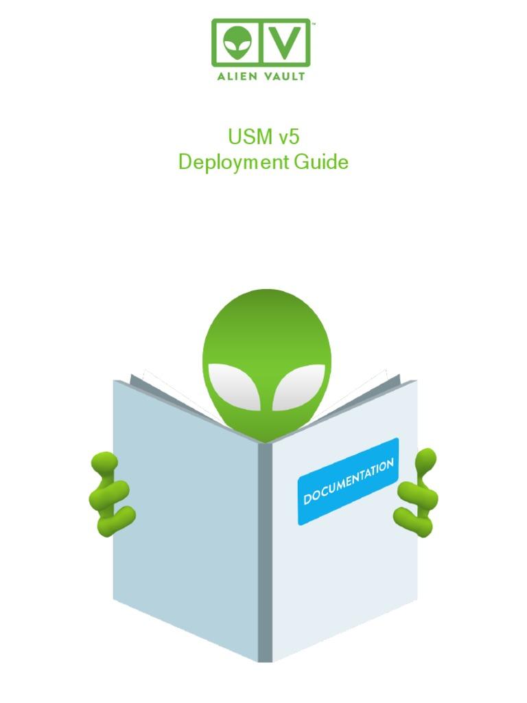 USM v5 Deployment Guide | Ip Address | Port (Computer