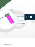 Antenna WiFi