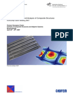 Advances in Design and Analysis of Composite Structures, 2007