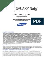 Samsung Galaxy Note 8 0 Manuel