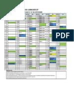 Academic Calendar Sem Jan_2017