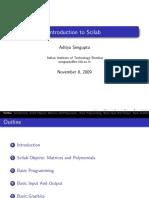 Intro Scilab