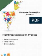 Membran Separation Process (2)