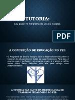 TUTORIA - Ensino Integral