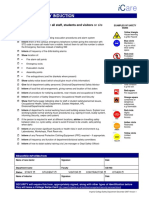 Safety Induction Form