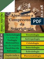 22 - Ajustando a Compreensão Da Soteriologia
