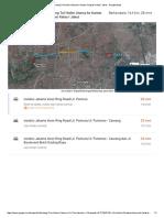 Gerbang Tol Halim Utama Ke Kantor Imigrasi Kelas I Jakut - Google Maps