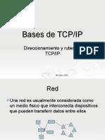 01-TCPIP Basics v0.2 espaol.ppt