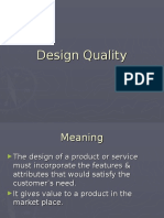 3.Unit 2) Design Quality 2003