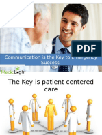 Communication in ED