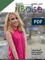 OutBoise Magazine - March 2015 v2