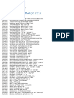 PROMOÇÃO MARÇO 2017