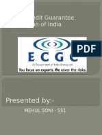 Ecgc Presentation