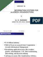 Database 1 - Introduction